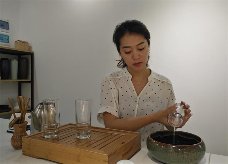 上海高级茶艺师培训